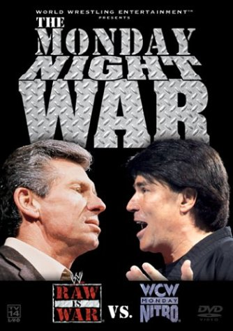 Wwe The Monday Night War Cover 0