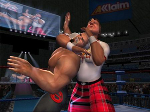 Showdown Legend Of Wrestling 1