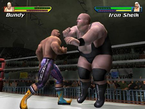 Showdown Legend Of Wrestling 2