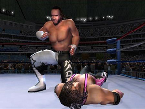 Showdown Legend Of Wrestling 3