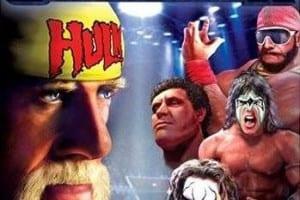 Showdown Legends Of Wrestling Cover