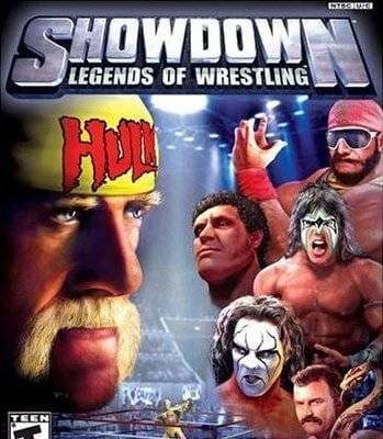 Showdown Legends Of Wrestling Cover