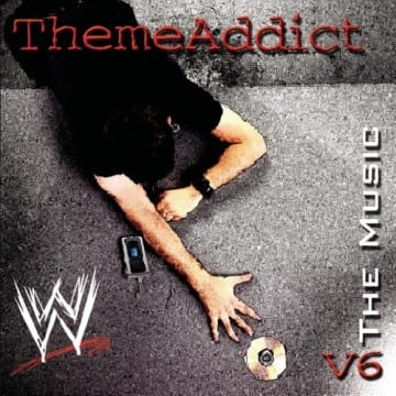 Wwe Theme Addict Cd Cover