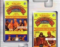 Wwf Survivor Series 1987 And 1988 Cover 0