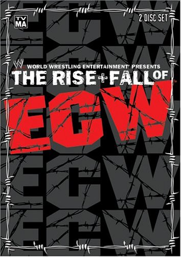 The Rise And Fall Of Ecw Dvd Cover