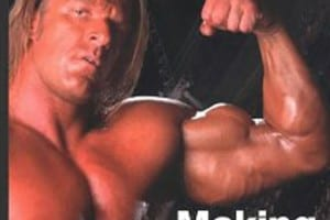 Triple H Making The Game Book Cover