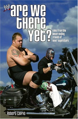 Wwe Are We There Yet Book Review Cover