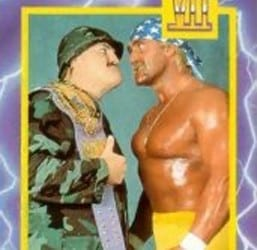 Wwf Wrestlemania Vii Classic Cover 0
