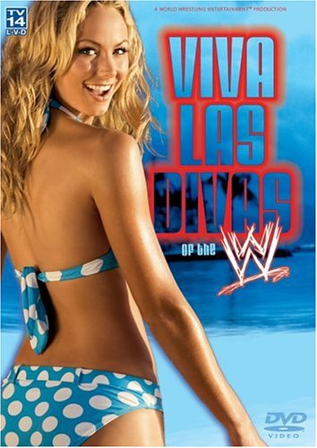 Viva Las Divas Of The Wwe Dvd Cover