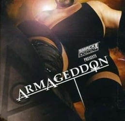 Wwe Armageddon 2004 Dvd Cover