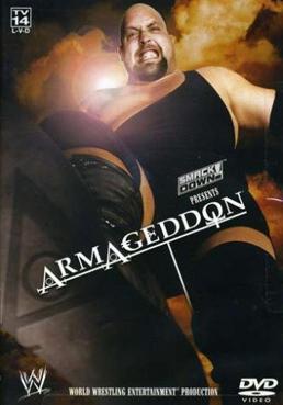 Wwe Armageddon 2004 Dvd Cover