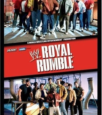 Wwe Royal Rumble 2005 Dvd Cover