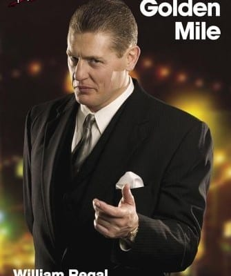 William Regal Walking A Golden Mile Book Review Cover