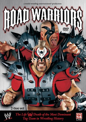 Road Warriors Dvd Cover