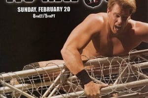 Wwe No Way Out 2005 Dvd Cover