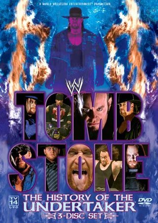 Tombstone The History Of The Undertaker Dvd Cover