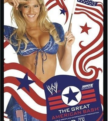 Wwe Great American Bash 2005 Dvd Cover 0
