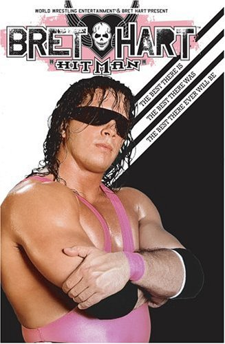 Bret Hitman Hart Dvd Cover