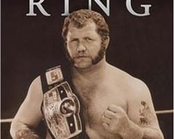 King Of The Ring The Harley Race Story Book Cover