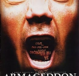 Wwe Armageddon 2005 Dvd Cover 0