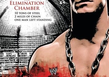 Wwe New Years Revolution 2006 Dvd Cover 0