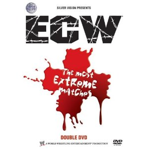 Ecw The Most Extreme Matches Dvd Cover