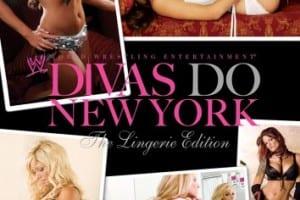 Wwe Divas Do New York The Lingerie Edition Dvd Cover
