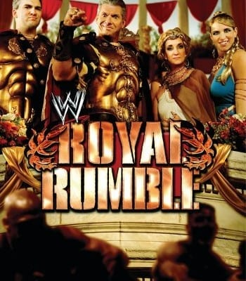 Wwe Royal Rumble 2006 Dvd Cover