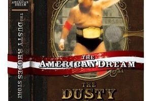 The American Dream The Dusty Rhodes Story Dvd Cover