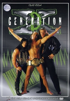 Wwe D Generation X Dvd Cover 1