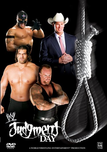 Wwe Judgment Day 2006 Dvd Cover