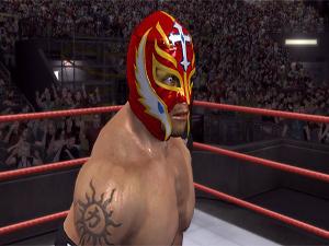 Smackdown Vs Raw 2007 1