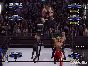 Smackdown Vs Raw 2007 2
