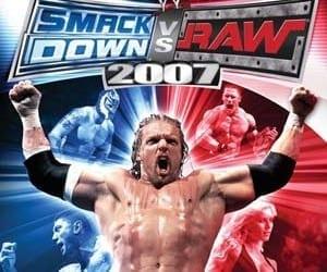 Smackdown Vs Raw 2007 Cover