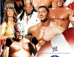 Wwe Great American Bash 2006 Dvd Cover 0