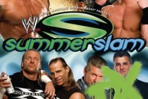 Wwe Summerslam 2006 Dvd Cover