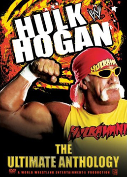 Hulk Hogan The Ultimate Anthology Dvd Review Cover