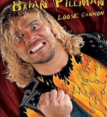 Brian Pillman Loose Cannon Dvd Cover 0