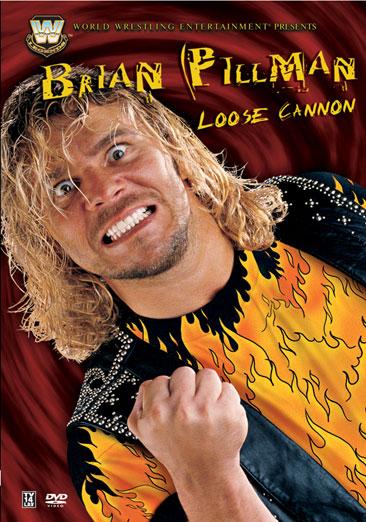 Brian Pillman Loose Cannon Dvd Cover 0