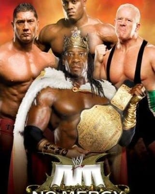 Wwe No Mercy 2006 Dvd Review Cover