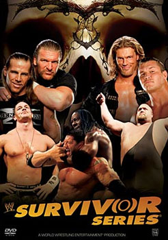 Wwe Survivor Series 2006 Dvd Cover 0