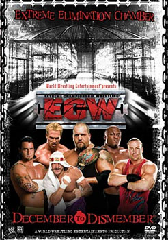 Ecw December To Dismember 2006 Dvd Cover 0