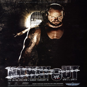 Wwe No Way Out 2007 Dvd Cover
