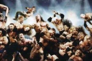 Wwe Royal Rumble 2007 Dvd Cover