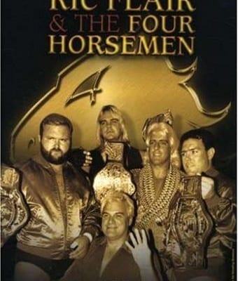 Ric Flair The Four Horsemen Dvd Cover