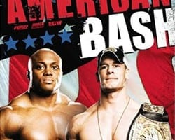 Wwe Great American Bash 2007 Dvd Cover 1