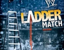 Wwe The Ladder Match Dvd Cover 1