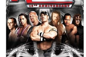 The Best Of Raw 15th Anniversary Dvd Cover 0