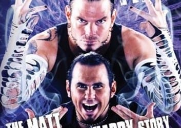 Twist Of Fate The Matt And Jeff Hardy Story Dvd Cover