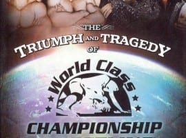 The Triumph And Tragedy Of World Class Championship Wrestling Dvd Cover